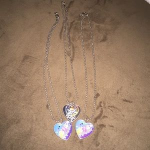 My little pony necklaces bundle